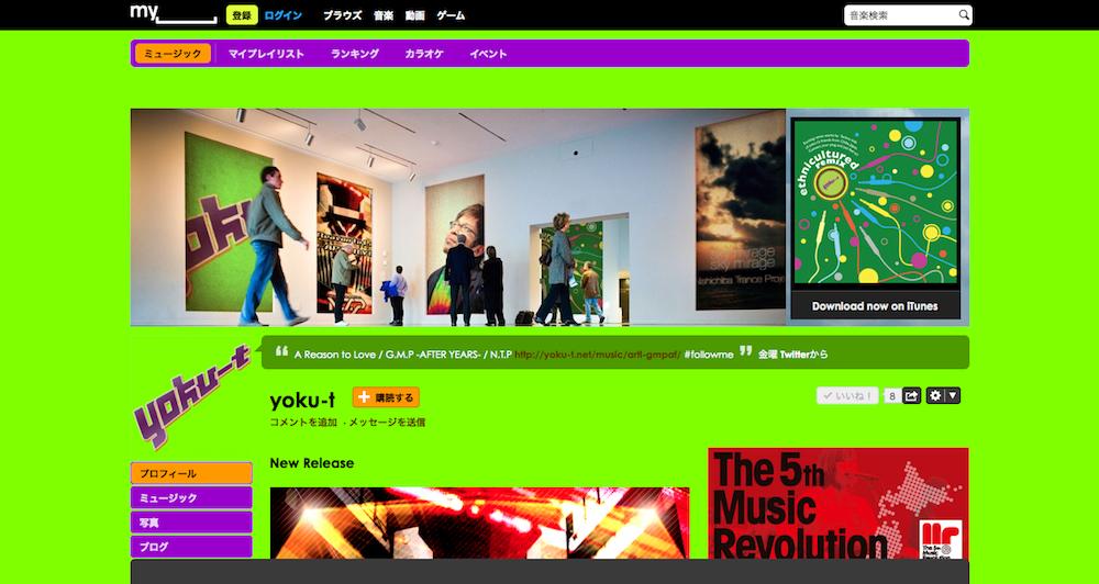 Myspace yoku-t