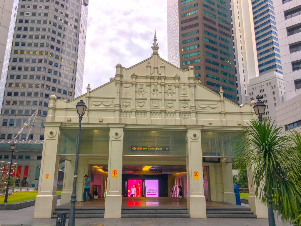 201802 Singapore ( シンガポール ) 🇸🇬 -1: マーライオン を見る-