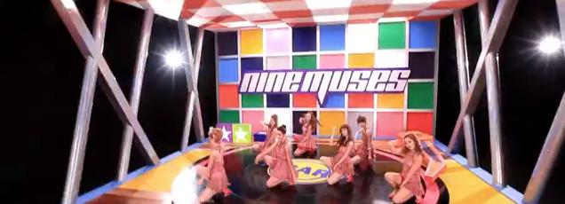휘가로 (Figaro) / Nine Muses ( ナインミュージス / 나인뮤지스 )