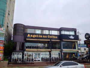 広安里 ( クァンアルリ / 광안리 )のビーチ周辺のカフェを紹介します