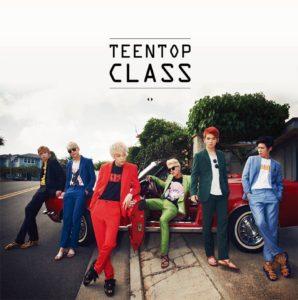 Rocking(장난아냐) / Teen Top ( ティーントップ / 틴탑 )