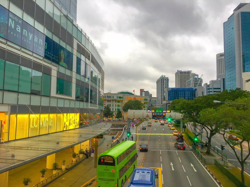 Singapore ( シンガポール ): クラーク・キー ( CLARKE QUAY )