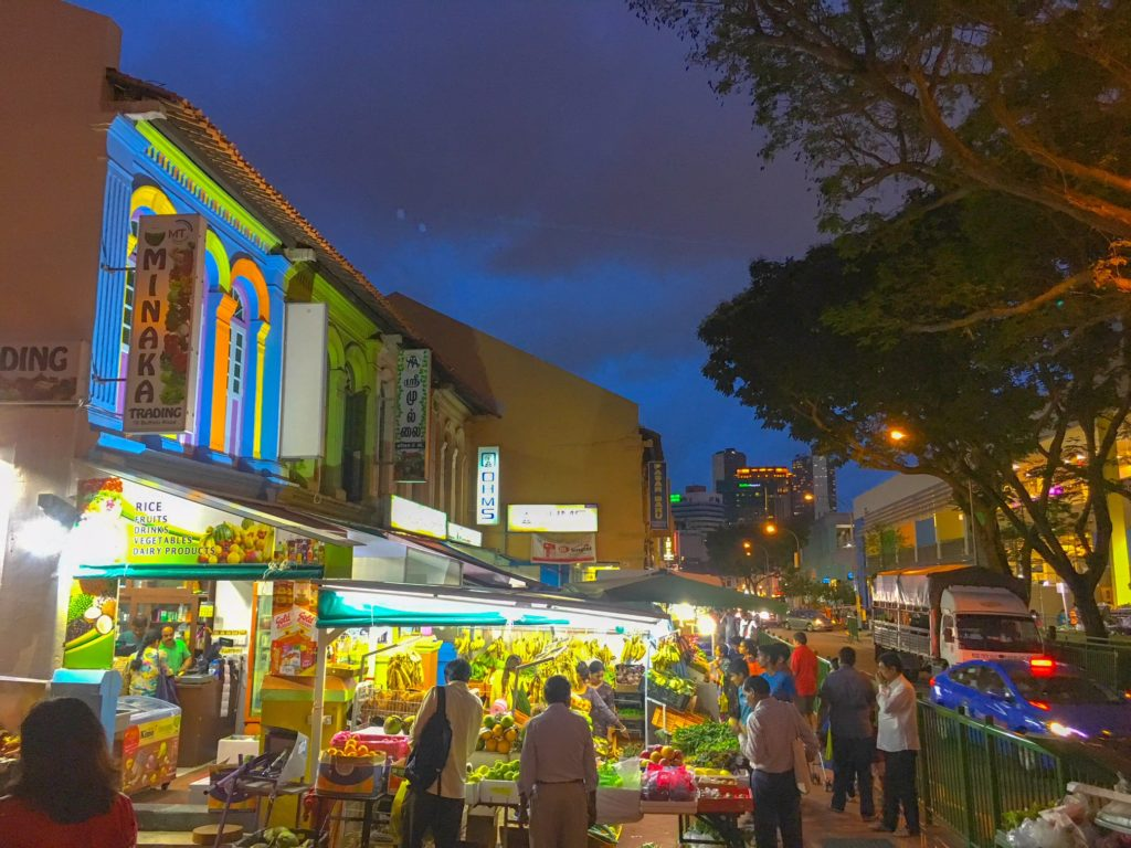 Singapore ( シンガポール ): 小印度 ( Little India )
